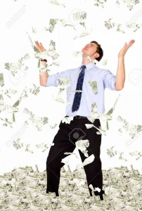 478636-business-millionaire-dollar-bills-raining-on-him-Stock-Photo-money